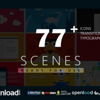 77 READY FOR USE SCENES VIDEOHIVE TEMPLATE FREE DOWNLOAD