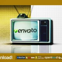 90'S TV OPENER FREE DOWNLOAD| VIDEOHIVE TEMPLATE