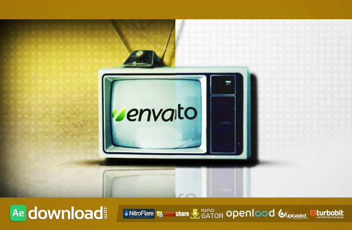 90s tv opener free download (videohive template)