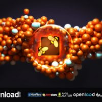 ABSTRACT SPHERE LOGO FREE DOWNLOAD VIDEOHIVE TEMPLATE