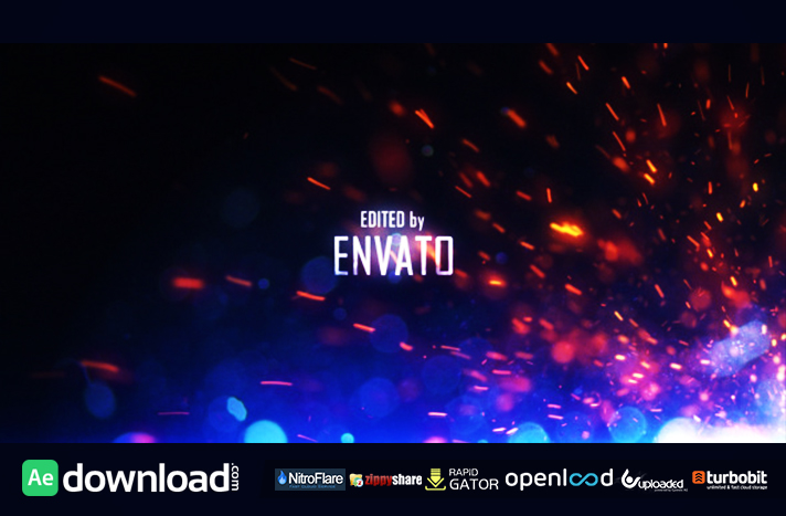 Action Sparks free download (videohive template)
