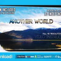 ANOTHER WORLD VIDEOHIVE TEMPLATE FREE DOWNLOAD