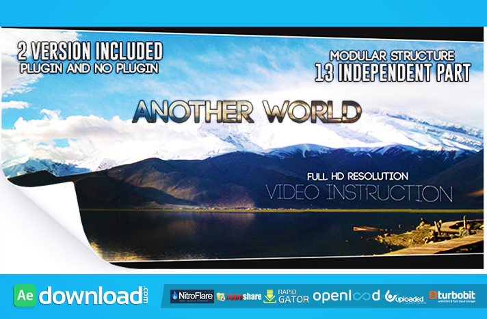 Another World free download (videohive template)
