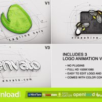 ARCHITECT LOGO REVEAL FREE DOWNLOAD| VIDEOHIVE TEMPLATE