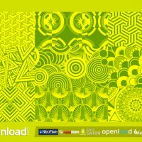 ART DECO BACKGROUND PATTERNS 1 FREE DOWNLOAD VIDEOHIVE TEMPLATE
