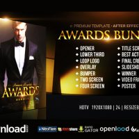 AWARDS BUNDLE FREE DOWNLOAD| VIDEOHIVE TEMPLATE