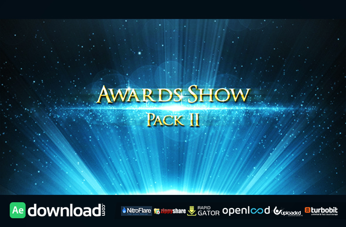 Awards Pack II free after effects templates