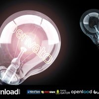 BRIGHT IDEA LIGHT BULB LOGO FREE DOWNLOAD| VIDEOHIVE TEMPLATE
