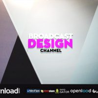 BROADCAST DESIGN CHANNEL IDENT VIDEOHIVE PROJECT – FREE DOWNLOAD
