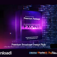 BROADCAST DESIGN FX ONE (VIDEOHIVE PROJECT) FREE DOWNLOAD