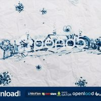 CHRISTMAS AND NEW YEAR VIDEO CARD FREE DOWNLOAD POND5 TEMPLATE