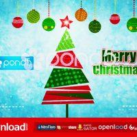 CHRISTMAS GREETINGS POND5