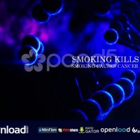 CINEMATIC SMOKING DRUG VIEWER DISCRETION TITLE POND5