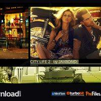 CITY LIFE 2 – FILM SLIDESHOW (REVOSTOCK) FREE DOWNLOAD