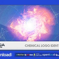 CHEMICAL LOGO IDENT FREE DOWNLOAD VIDEOHIVE TEMPLATE
