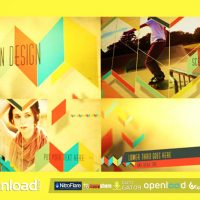 CHEVRON DESIGN FREE DOWNLOAD – VIDEOHIVE PROJECT