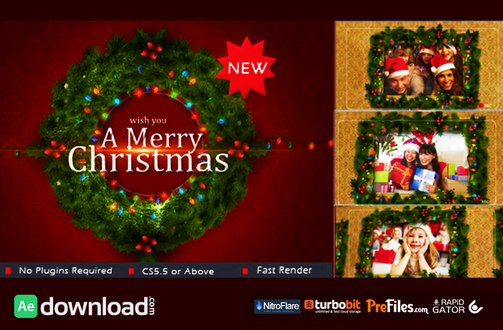 Christmas Album Free Download After Effects Templates
