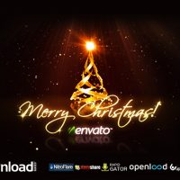 CHRISTMAS GREETINGS V2 FREE DOWNLOAD VIDEOHIVE TEMPLATE
