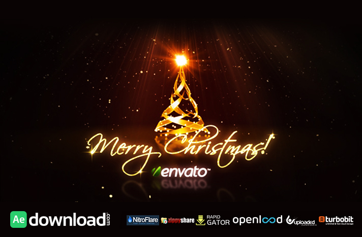 Christmas Greetings v2 free download (videohive template)