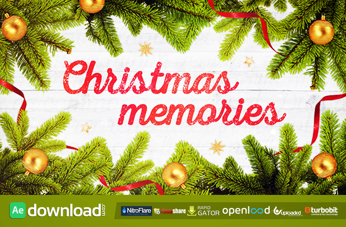 Christmas Memories.Christmas Memories Free Download Videohive Project Free