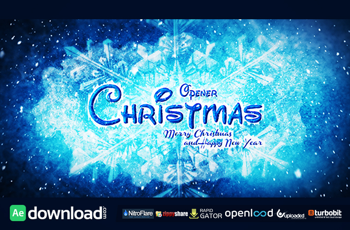 Christmas Opener free download (videohive template)