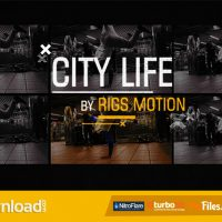 CITY LIFE  DYNAMIC OPENER (VIDEOHIVE PROJECT) FREE DOWNLOAD