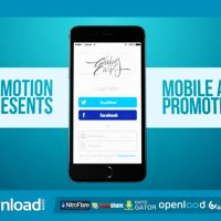 CLEAN APP PROMO (VIDEOHIVE PROJECT) FREE DOWNLOAD