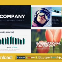 CLEAN CORPORATE PRESENTATION FREE DOWNLOAD – VIDEOHIVE PROJECT