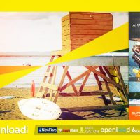 CLEAN SLIDESHOW  VIDEOHIVE TEMPLATE FREE DOWNLOAD