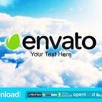 CLOUDS INTRO FREE DOWNLOAD| VIDEOHIVE TEMPLATE