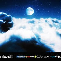 CLOUDS IN A NIGHT SKY FREE DOWNLOAD| VIDEOHIVE TEMPLATE