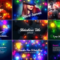 COLORFUL SHAPES (VIDEOHIVE PROJECT) FREE DOWNLOAD