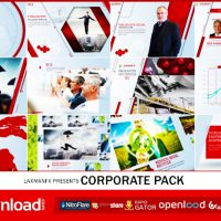 CORPORATE PACK TEMPLATE – FREE DOWNLOAD