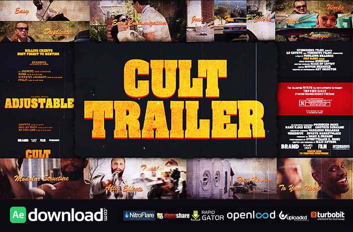 Cult Titles Trailer Constructor