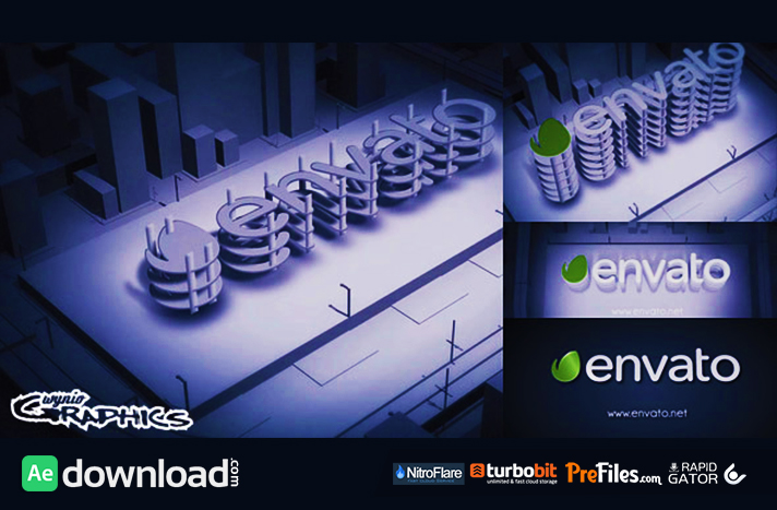 build-up Archives - Free After Effects Template ...