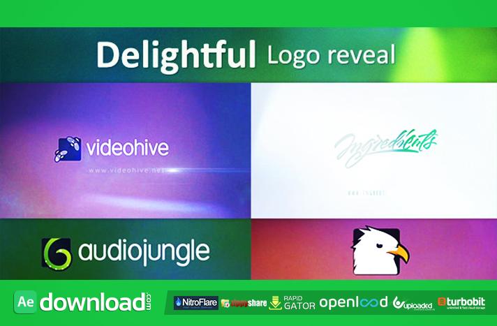 Delightful Logo Reveal