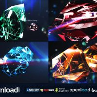 DIAMONDS PHOTO SLIDER/OPENER VIDEOHIVE PROJECT – FREE DOWNLOAD