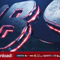 DUBSTEP ELEMENT 3D LOGO REVEAL TEMPLATE – FREE DOWNLOAD