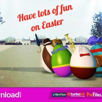 EASTER GREETINGS (VIDEOHIVE TEMPLATE) FREE DOWNLOAD