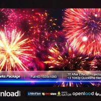 EDITABLE FIREWORKS PACKAGE FREE DOWNLOAD VIDEOHIVE TEMPLATE