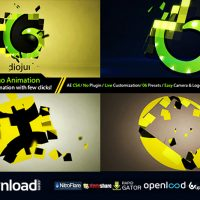 ELEGANT LOGO FORMATION INTRO GENERATOR (VIDEOHIVE PROJECT) FREE DOWNLOAD