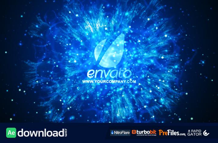 Energetic Logo Revealer