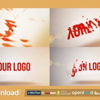 ENERGY LOGO REVEAL VIDEOHIVE TEMPLATE FREE DOWNLOAD