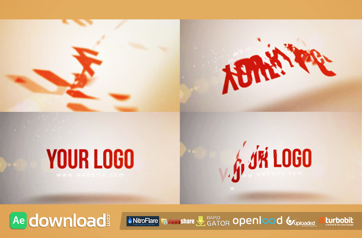 Energy Logo Reveal free download (videohive template)