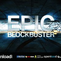 EPIC BLOCKBUSTER – FREE VIDEOHIVE TEMPLATE
