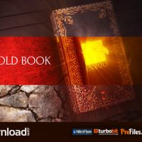 EPIC OLD BOOK (VIDEOHIVE PROJECT) FREE DOWNLOAD