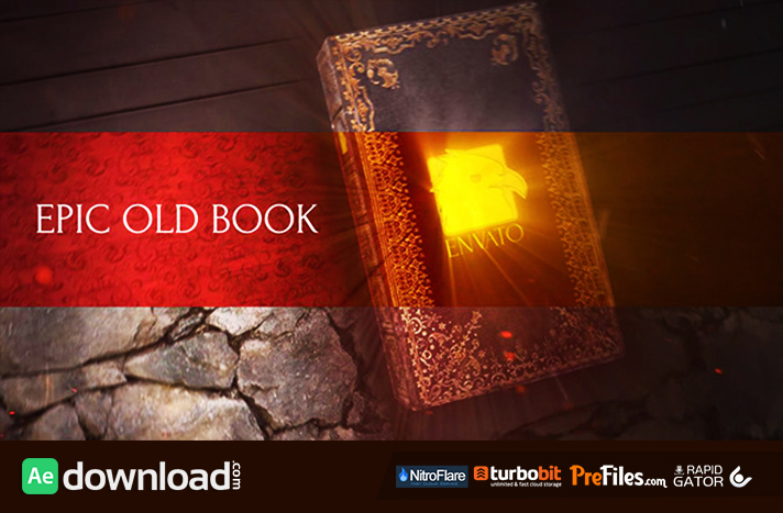 Epic Old Book (SlideShow)