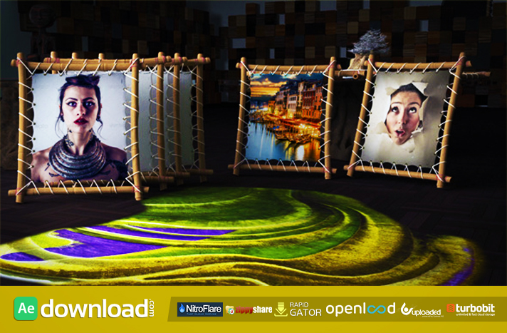 Ethnic and Chic free download (videohive template)