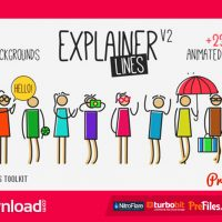 EXPLAINER LINES TOOLKIT (VIDEOHIVE PROJECT) FREE DOWNLOAD