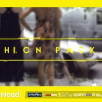 FASHION PACKAGE (VIDEOHIVE PROJECT) FREE DOWNLOAD